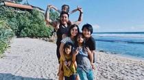 Erix Soekamti Posting Foto Bareng Dua Istri di Hari Ulang Tahun