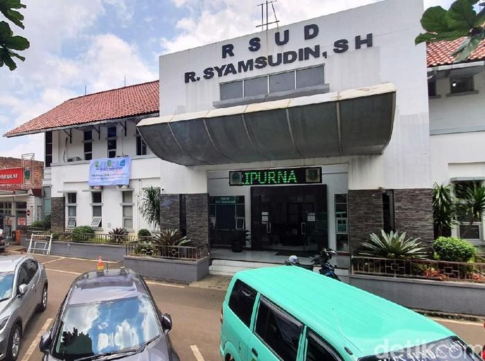 RSUD Syamsudin Sukabumi