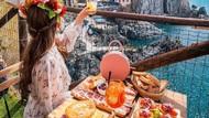 Ke Cinque Terre, Ada Desa Tepi Pantai Cantik dengan Makanan Enak