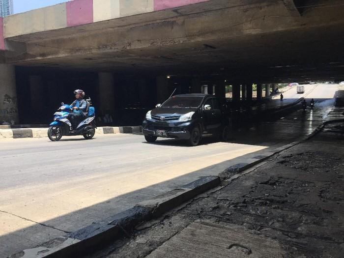 Underpass Kemayoran