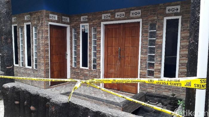Rumah korban pembacokan Kabupaten Bandung
