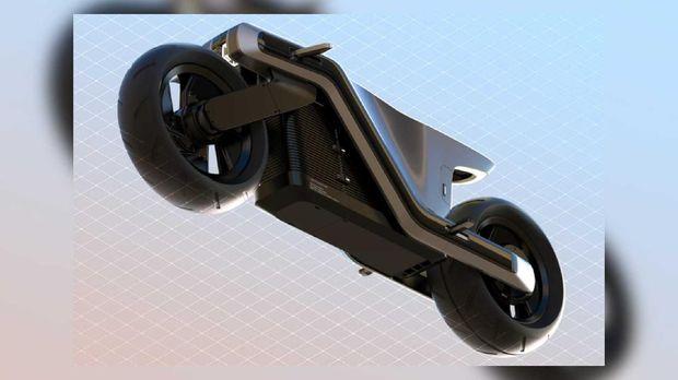 motor listrik huruf z