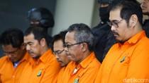 Polisi Bekuk 5 Pelaku Pencurian Material Tower Telekomunikasi