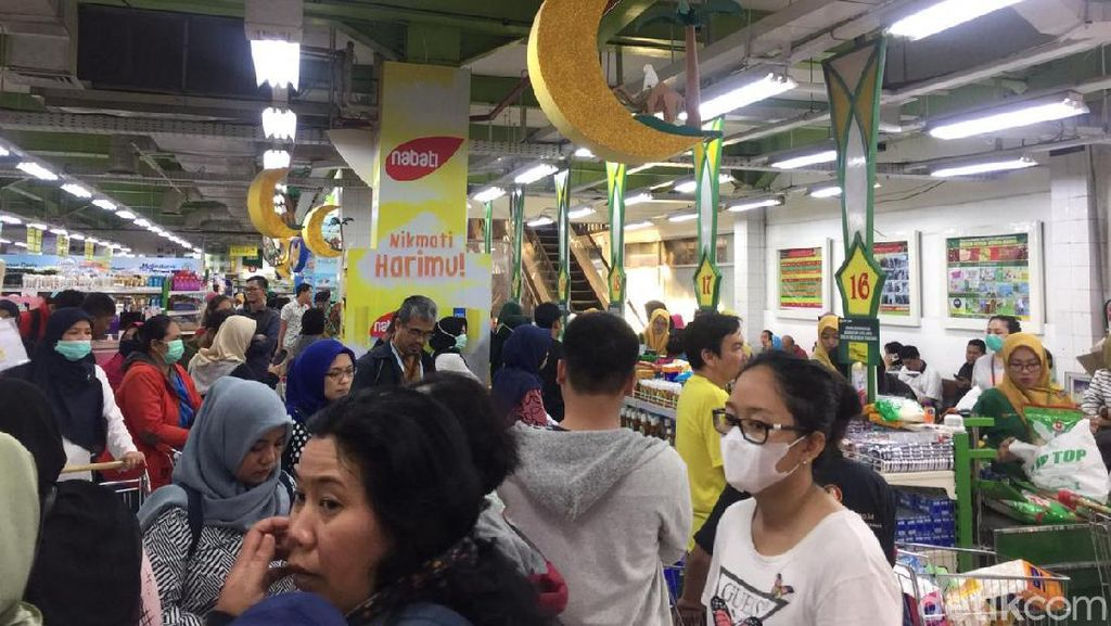 Corona Serang RI, Daya Beli Masyarakat Bisa Babak Belur