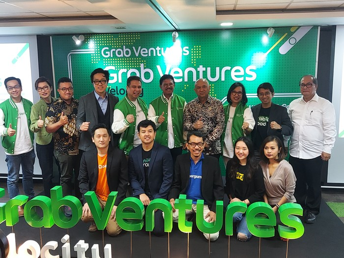 Grab Venture Velocity