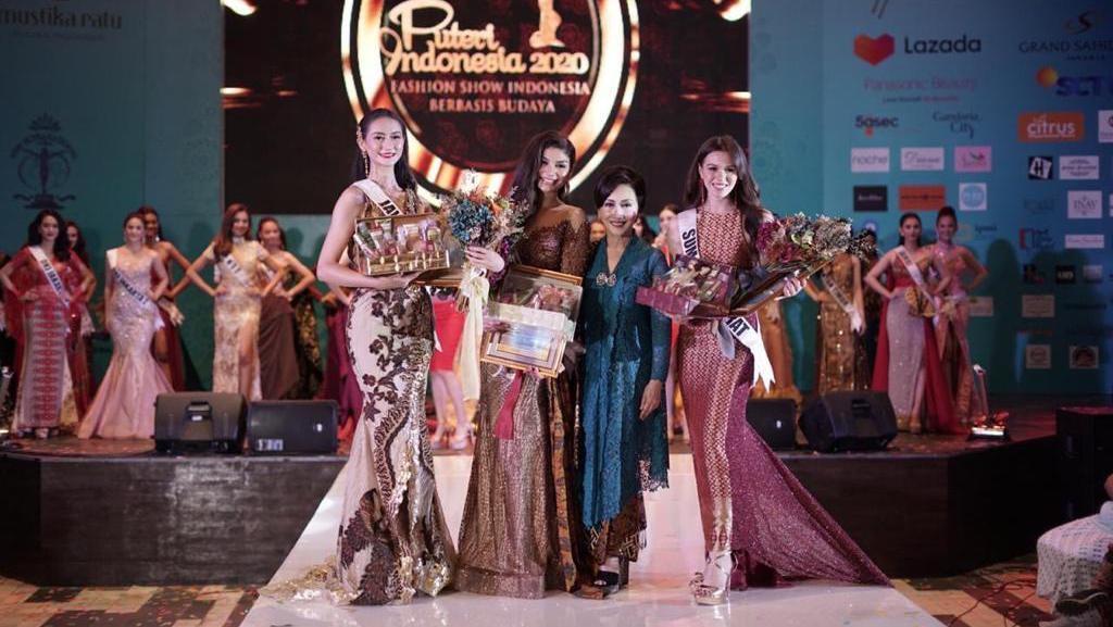 Puteri Indonesia, MPR: Bukan Cuma Cantik Paras tapi Sikap Kebangsaan