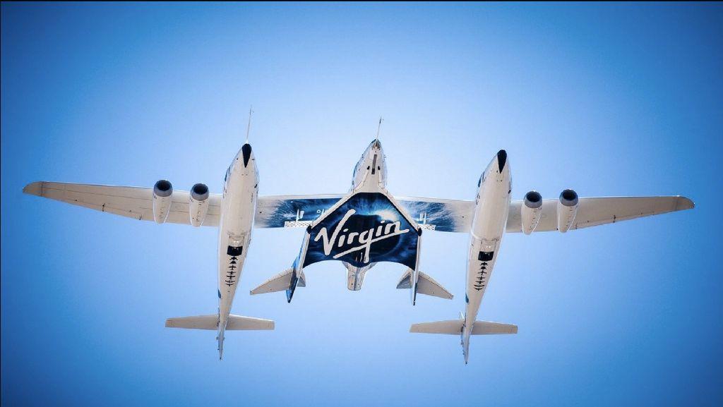 Eks Petinggi Disney Jadi Bos Baru Virgin Galactic