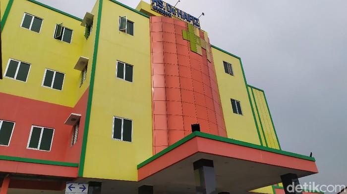 Gedung RSDH Cianjur