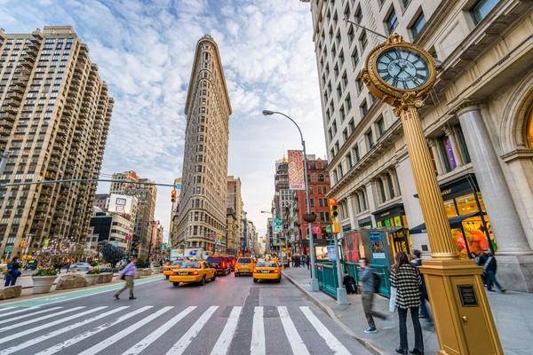 Peringkat ke-42 ada Kota New York. Foto: (iStock)
