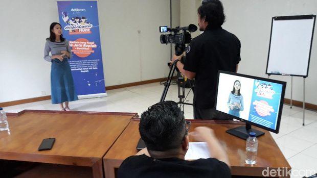 Antusiasnya Mahasiswa UNS Ikuti Workshop detikcom di Solo