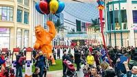 Taman rekreasi itu berdiri di atas lahan seluas 30 hektar dan disebut bakal jadi yang terbesar di Benua Eropa (dream_island_park/Instagram)