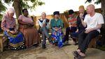 Kehidupan Anak Albino di Afrika yang Selalu Diliputi Kecemasan