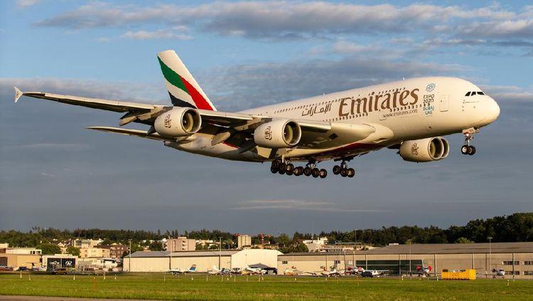Emirates Pamit Sementara dari Dunia Penerbangan