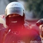 4 Masker Populer di Kalangan Bikers, Mana yang Efektif Tangkal Corona?