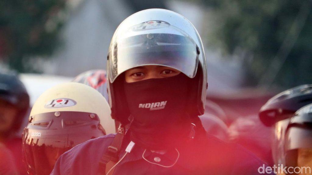 Siap-siap! Polisi Incar Pengendara Tak Bermasker di Sumedang