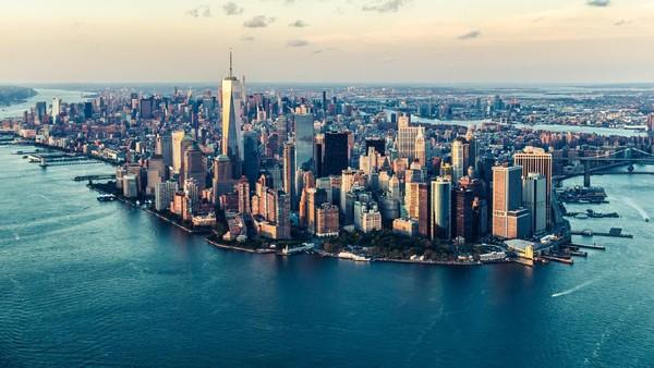 Aliansi di Pusat Kota New York memberikan penawaran menarik bagi orang-orang kreatif yang mau tinggal di Manhattan. Bagi orang yang beruntung bisa tinggal selama musim panas di kota Indah ini secara gratis. (iStock)
