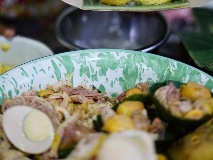 nasi liwet mbok parmi