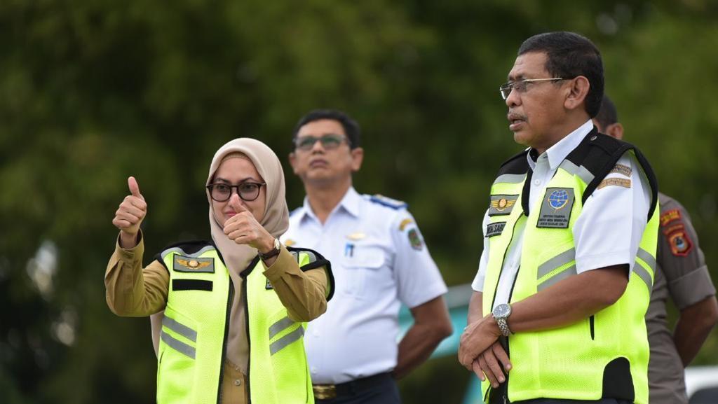 Pesawat ATR 72 Akan Segera Mendarat di Bandara Andi Djemma Luwu Utara