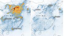 Satelit NASA Ungkap Polusi di China Merosot Drastis di Tengah Wabah Corona
