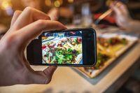 Tanpa Sadar Kebiasaan Makan Bisa Dipengaruhi Media Sosial