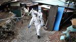 Operasi Disinfeksi Corona di Korsel Terus Ditingkatkan