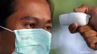 Sebaran 130 Kasus Baru Positif Corona di Indonesia 29 Maret
