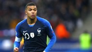 Mbappe Masuk Daftar Skuat Awal Prancis untuk Olimpiade Tokyo