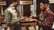 Kerajinan UMKM Unik: Talenan Pusaka dan Gitar Batik dari Sukoharjo