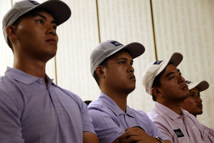 Yayasan Ciputra Golfpreneur Indonesia mendukung 10 pegolf pilihan Indonesia  untuk bisa menembus Olimpiade Tokyo 2020.