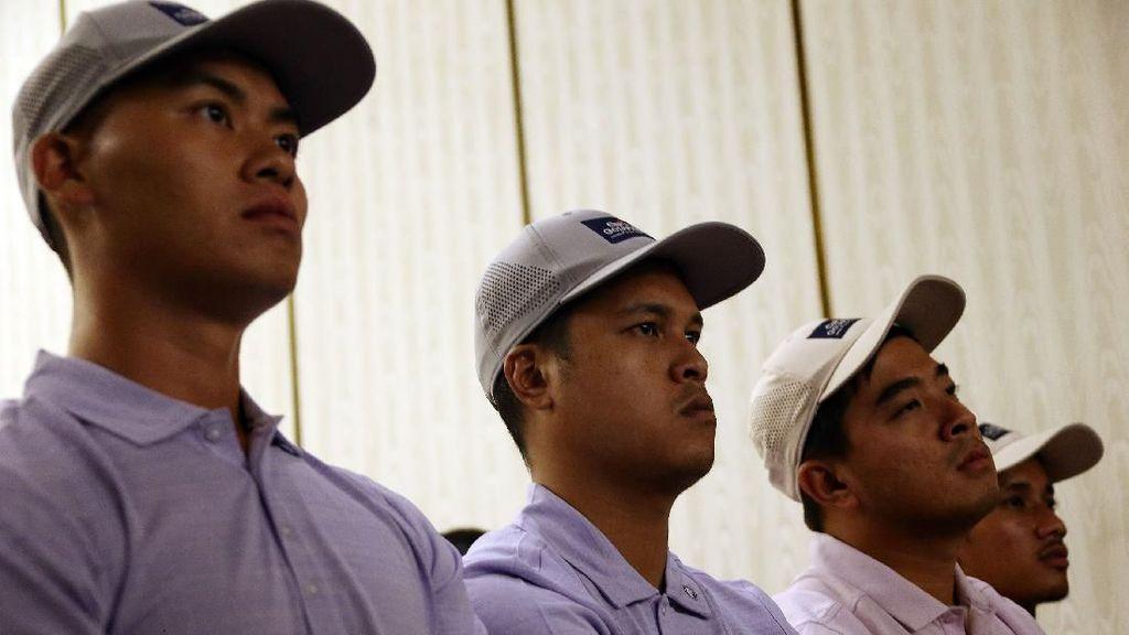 Dukung 10 Pegolf Indonesia ke Olimpiade Tokyo 2020