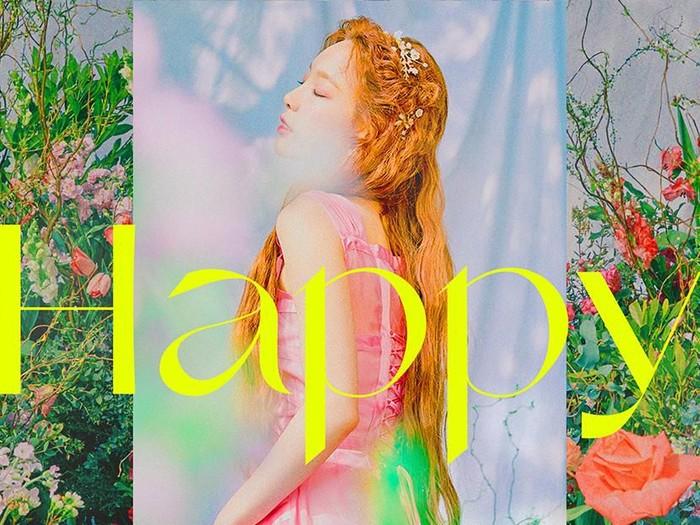 Teaser lagu baru Taeyeon Happy