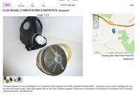 Hal-hal Aneh yang Dijual di Online Shop Setelah Karena Wabah Virus Corona