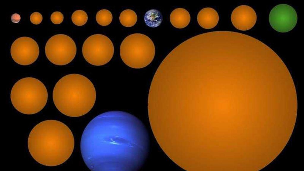 Planet Mirip Bumi Ada Banyak di Jagat Raya, Pindah Yuk!