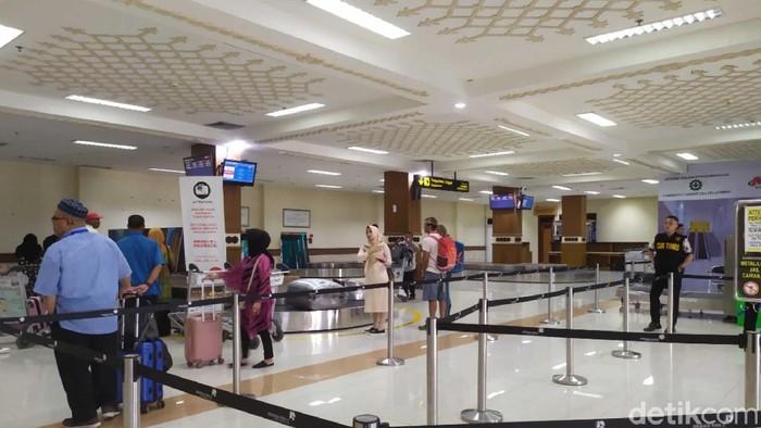 Terkait Corona Pemeriksaan Di Bandara Sultan Iskandar Muda Aceh Diperketat