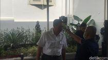 Menteri-menteri Jokowi Juga Diperiksa Suhu Tubuhnya Saat Masuk Istana