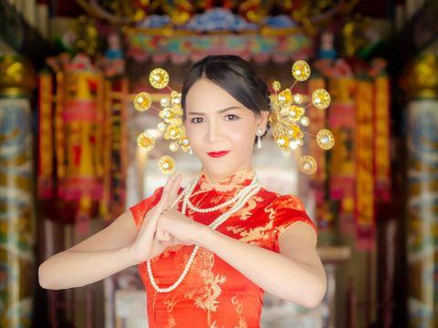 Gestur gong shou tradisional