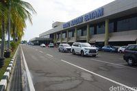 Bandara Internasional Hang Nadim Batam