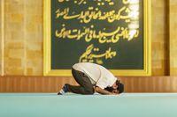 Meditasi menurut Islam.