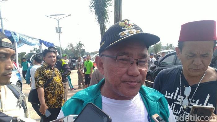 Wali Kota Depok M Idris
