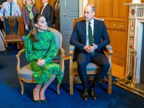 Pangeran William Bercanda Soal Virus Corona, Ini Katanya
