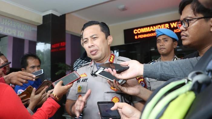 Kapolres Kota Tangerang Kombes Ade Ary Syam Indradi