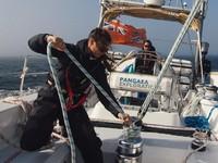 Pelayarannya mencapai 38.000 mil laut dengan 30 perjalanan berbeda. (Exxpedition.com)