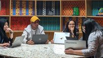 DANA Optimalkan Gen Z untuk Berinovasi Wujudkan Indonesia Tanpa Tunai