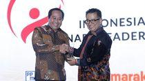 Bergerak Bersama Bangun Kota, Walkot Semarang Diganjar Penghargaan