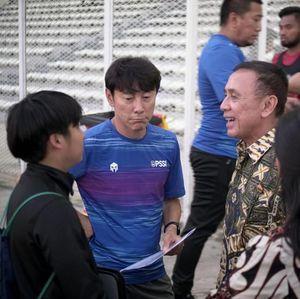 Shin Tae-yong Boleh Mudik ke Korsel Usai TC di Kroasia