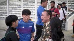 Shin Tae-yong Mau ke Indonesia Bahas TC Timnas U-19 di Korsel