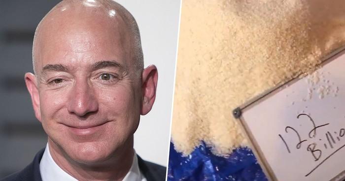 Jeff Bezos Kekayaan Beras