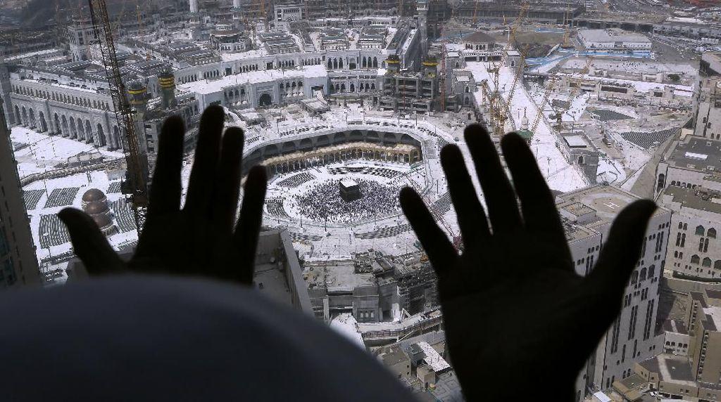 Sempat Tertahan, 58 Jemaah Umroh Dipulangkan ke Tanah Air Besok