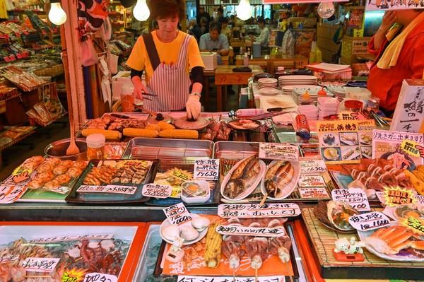 Seafood menjadi hidangan andalan dari Tojinbo. (Foto: iStock)