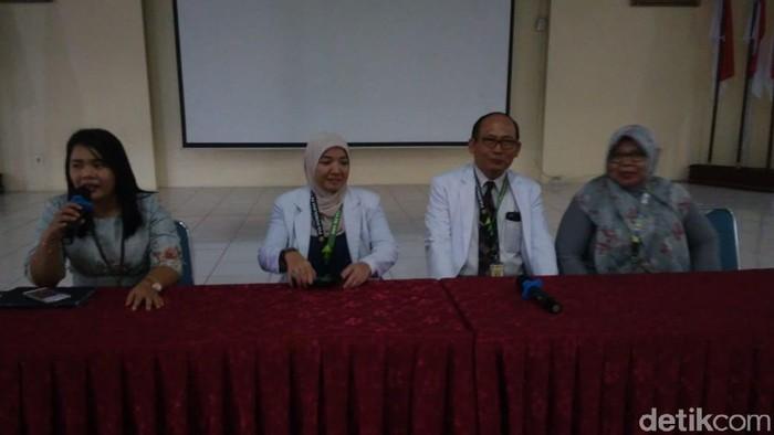 RS Adam Malik Medan menyatakan empat pasien rujukan sudah dipulangkan dan tak ada suspect Corona di Medan (Datuk Haris Molana/detikcom)